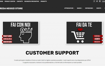 Blog arreda negozi store for L arreda negozi